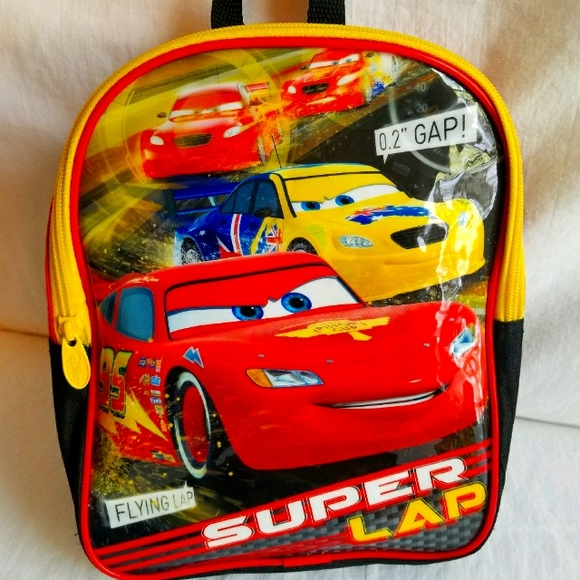 Small Disney Pixar CARS backpack